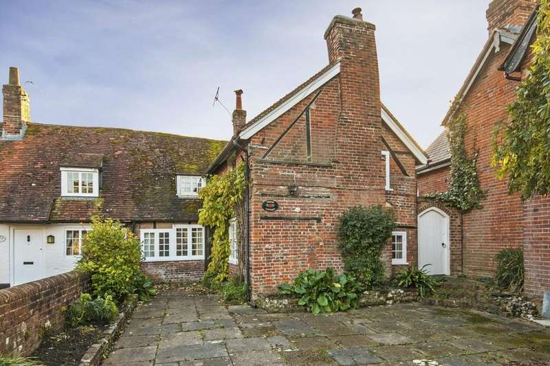 3 Bedrooms Cottage House for sale in Queen Street, Twyford, Winchester, SO21