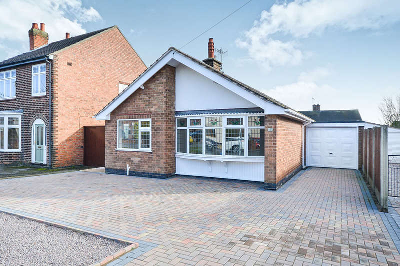 2 Bedrooms Detached Bungalow for sale in Main Street, Newthorpe, Nottingham, NG16