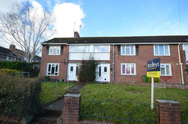 2 Bedrooms Flat for sale in Brookway, Whipton, Exeter, Devon