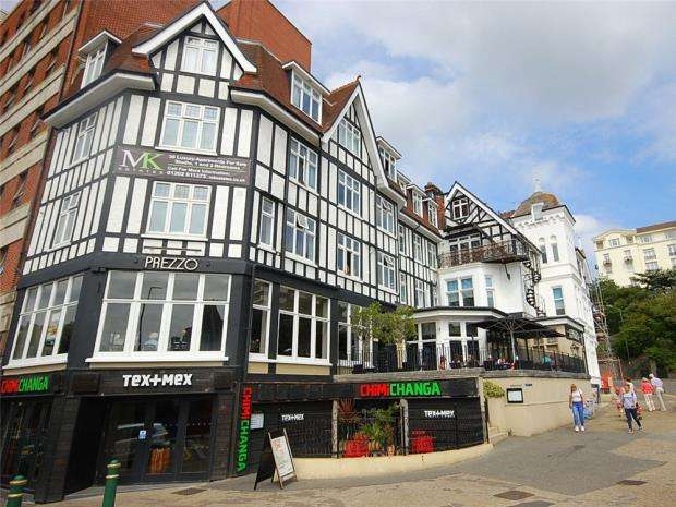 Flat for sale in Bournemouth, Dorset, BH1