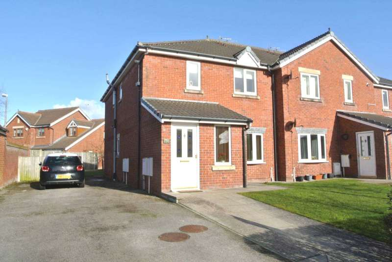 2 Bedrooms Flat for sale in Marshdale Road, Blackpool, FY4 5PF