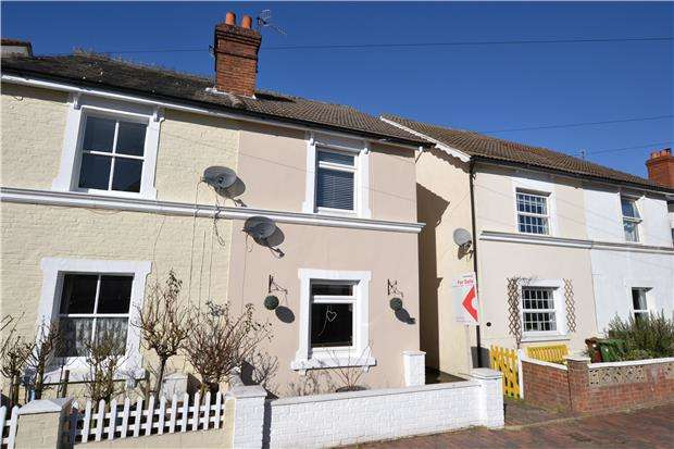 4 Bedrooms Semi Detached House for sale in Chandos Road, TUNBRIDGE WELLS, TN1 2NY