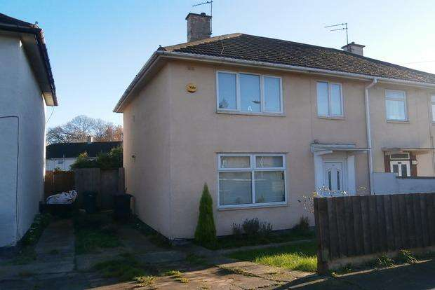 3 Bedrooms Semi Detached House for sale in Frolesworth Road, Leicester, LE3