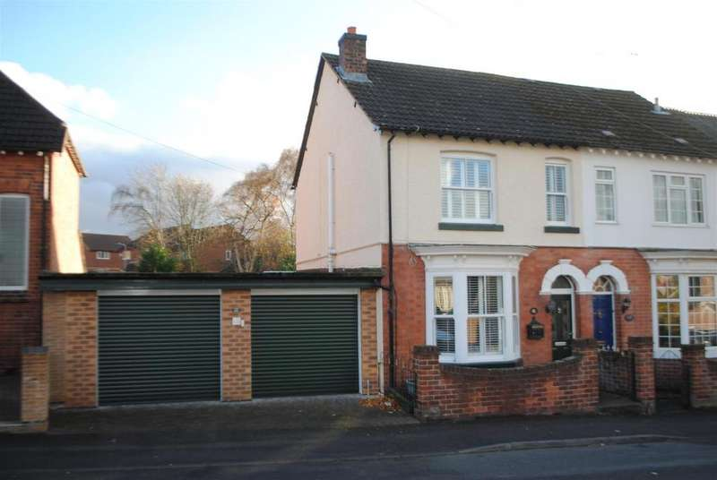 3 Bedrooms Semi Detached House for sale in Garendon Road, Shepshed, Loughborough