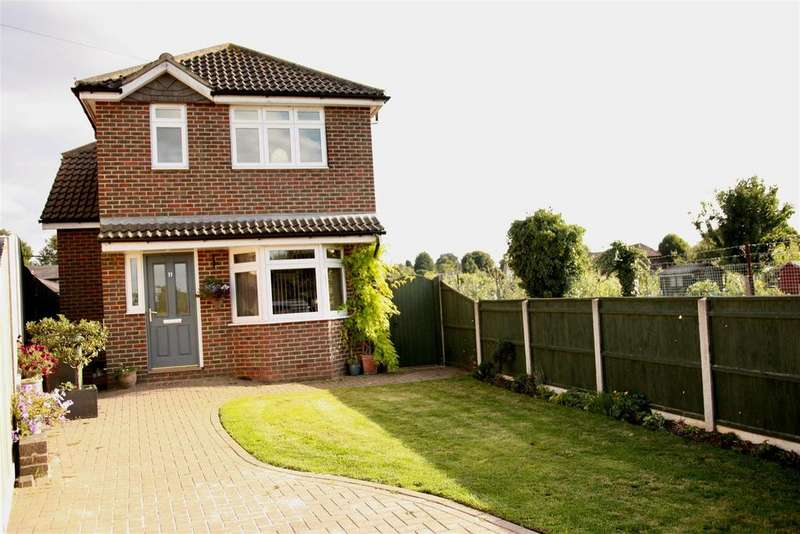 3 Bedrooms Detached House for sale in North View, Maidstone