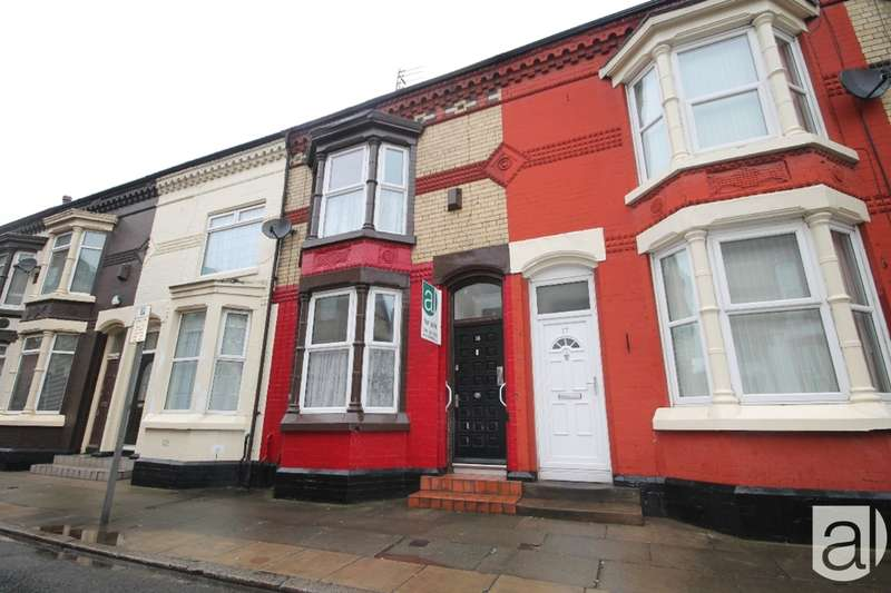 2 Bedrooms Terraced House for sale in Primrose Street Liverpool L4