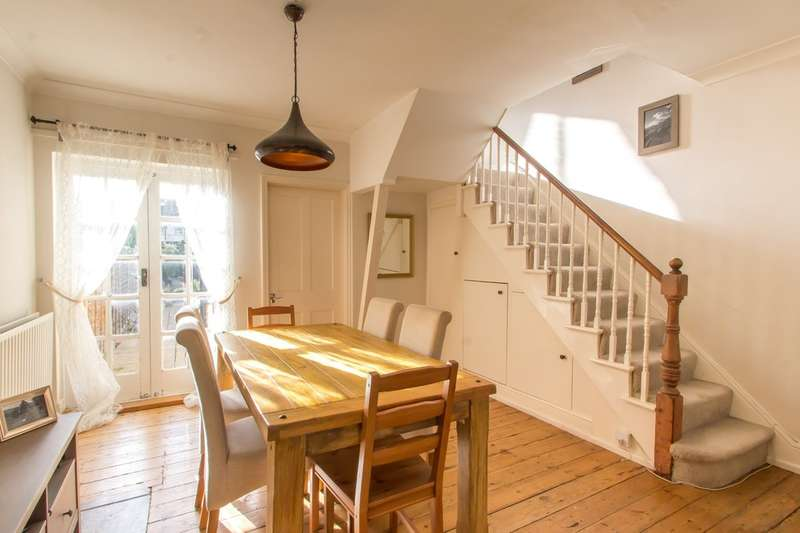 3 Bedrooms Terraced House for sale in Newark Road, South Croydon, CR2 6HQ