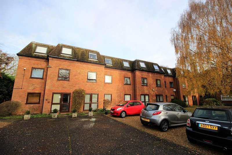 1 Bedroom Ground Flat for sale in Harvey Goodwin Gardens, Cambridge