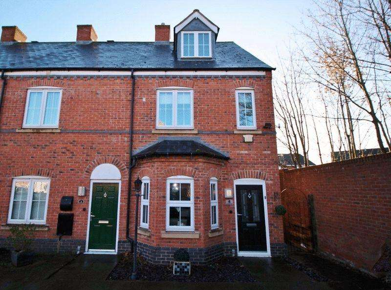 3 Bedrooms End Of Terrace House for sale in London Drive, Off Granville Street, Willenhall