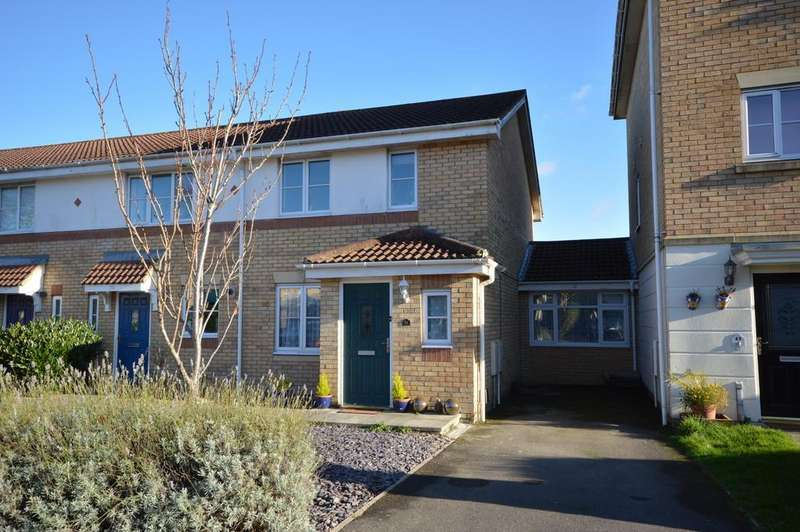 3 Bedrooms End Of Terrace House for sale in Earlswood Park, Ashley
