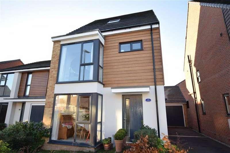 4 Bedrooms Detached House for sale in Grosvenor Walk, Barnsley, S70