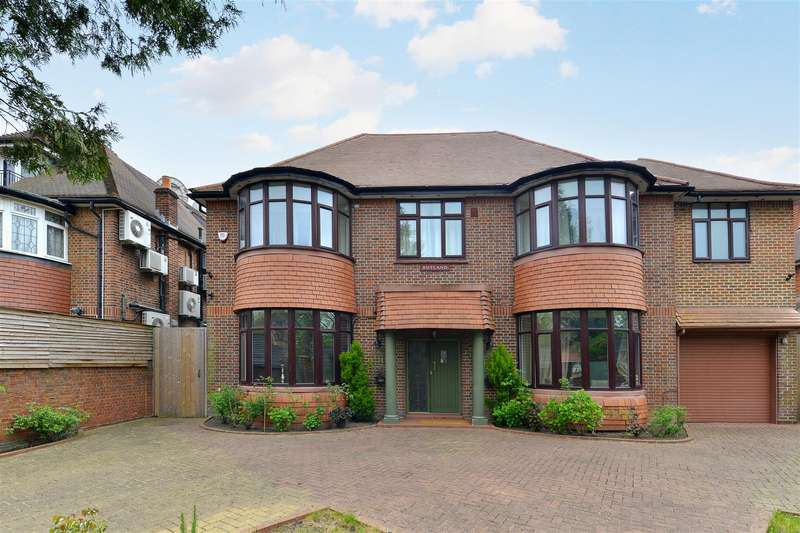 7 Bedrooms House for sale in Brondesbury Park, London