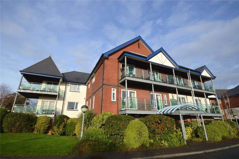 2 Bedrooms Apartment Flat for sale in Monmouth House, Cyncoed Gardens, Cardiff, CF23