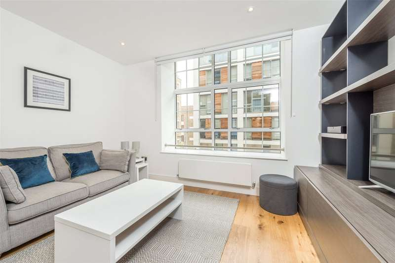 Apartment Flat for sale in The Printworks, 139 Clapham Road, London, SW9