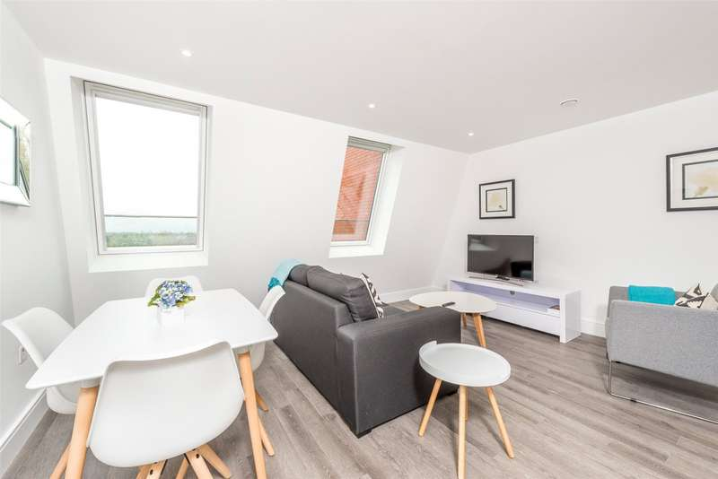 1 Bedroom Apartment Flat for sale in Streatham Hill, Core A, 142-170 Streatham Hill, London, SW2