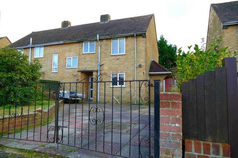 3 Bedrooms Semi Detached House for sale in NO FORWARD CHAIN - THREE BEDROOM SEMI-DETACHED HOUSE - BOURNEMOUTH