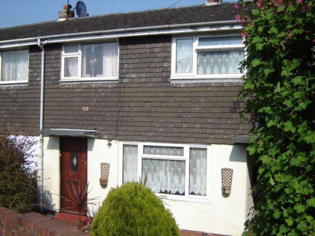 3 Bedrooms House for rent in Lime Kiln Road, Tiverton EX16