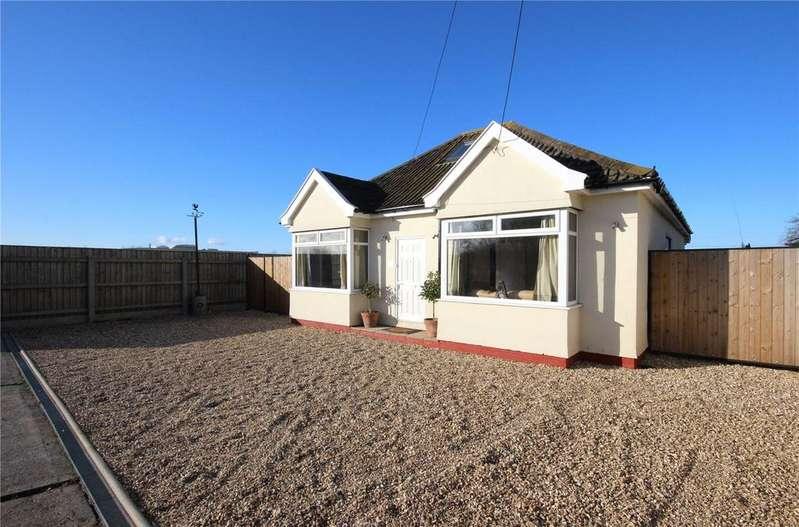3 Bedrooms Detached Bungalow for sale in Marsh Common Road, Pilning, Bristol, BS35