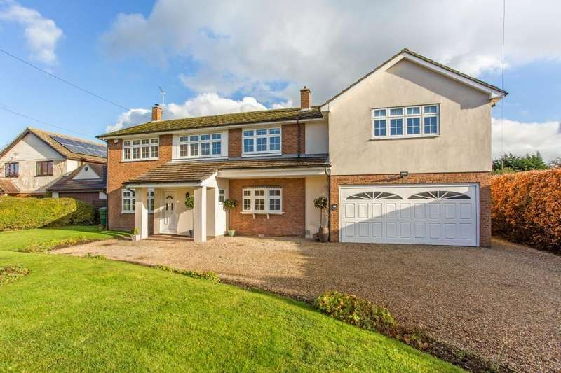 5 Bedrooms Detached House for sale in Swan Lane, Stock, Ingatestone, Essex, CM4