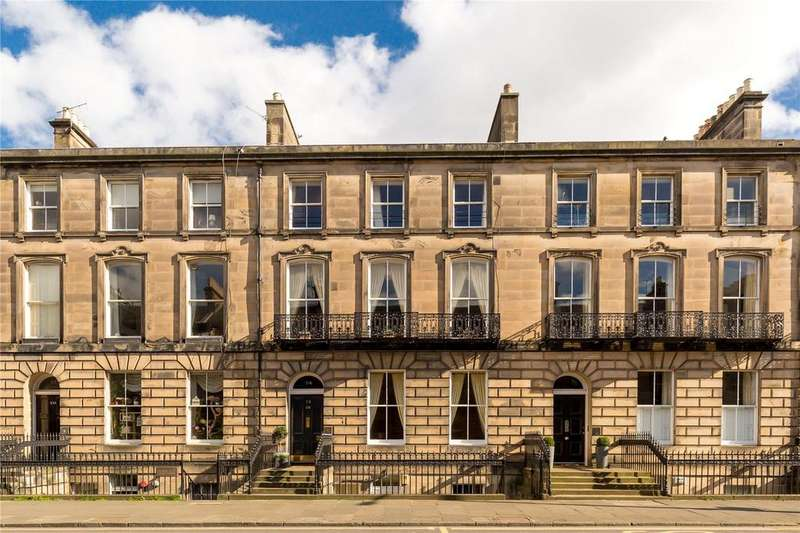 5 Bedrooms Terraced House for sale in Chester Street, Edinburgh