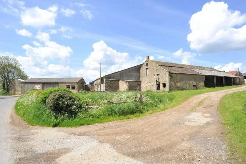 Land Commercial for sale in Haddockstones Farm, Watergate Road, Markington