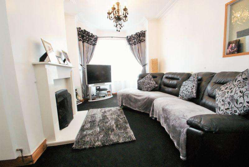 3 Bedrooms Terraced House for sale in West Terrace, North Ormesby, Middlesbrough