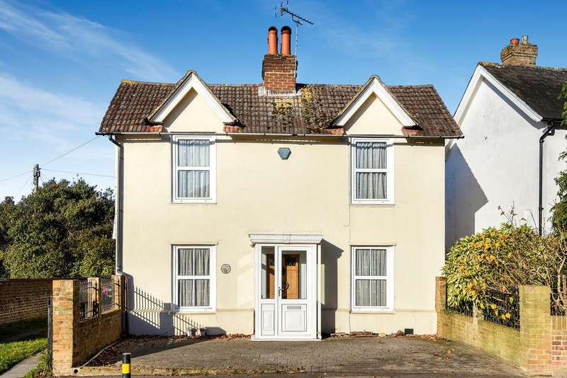 4 Bedrooms Detached House for sale in Loose, Maidstone