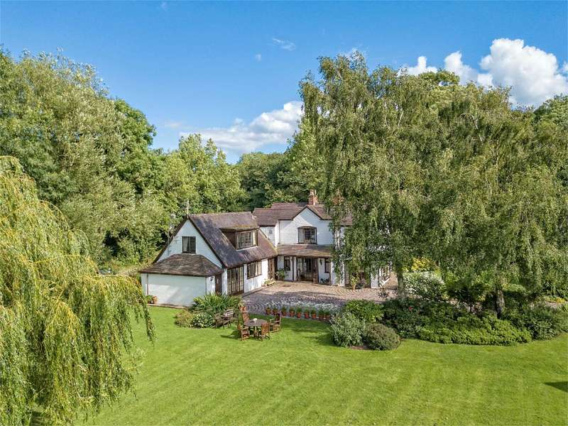 4 Bedrooms Detached House for sale in The Pheasantry, Coton, Bridgnorth, Shropshire, WV15