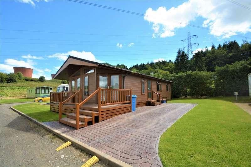 3 Bedrooms Bungalow for sale in 4 Woodland View, Pool View Caravan Park, Nr Ironbridge, Shropshire, TF8