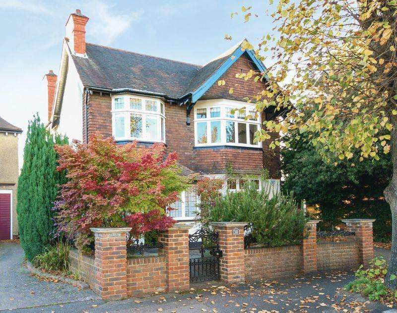 5 Bedrooms Detached House for rent in SOUTH SUTTON