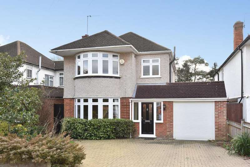 3 Bedrooms Detached House for sale in The Weald, Chislehurst