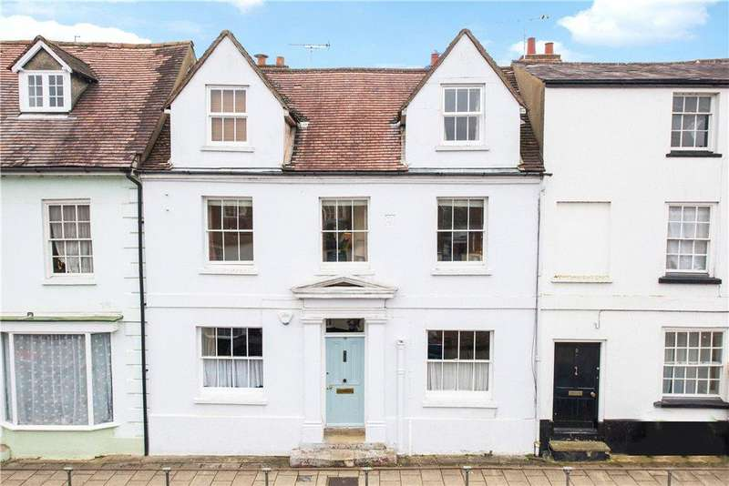 5 Bedrooms Unique Property for sale in Well Street, Buckingham, Buckinghamshire