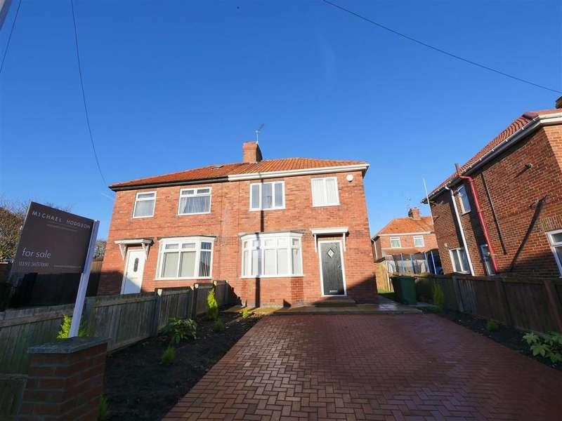 3 Bedrooms Semi Detached House for sale in St. Aidans Avenue, Grangetown, Sunderland
