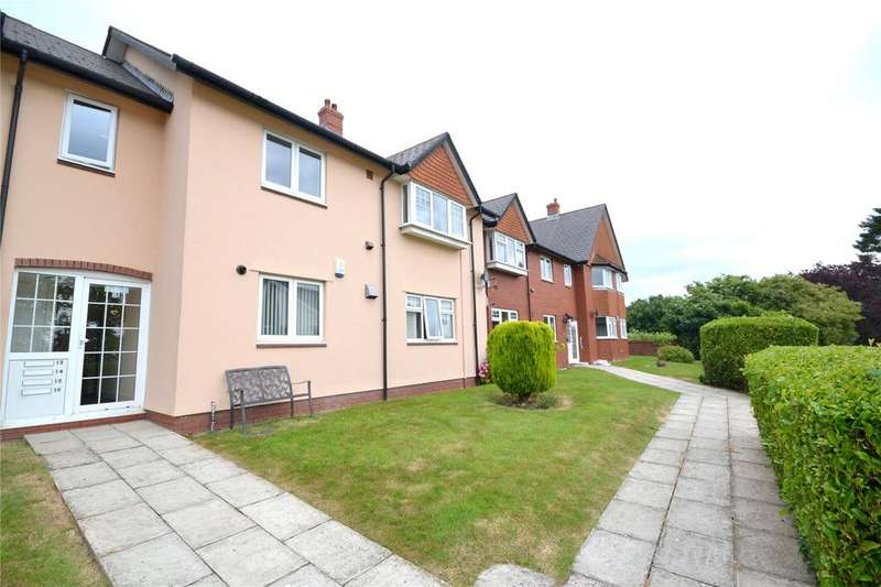 2 Bedrooms Apartment Flat for sale in Edward Nicholl Court, Waterloo Road, Penylan, Cardiff, CF23
