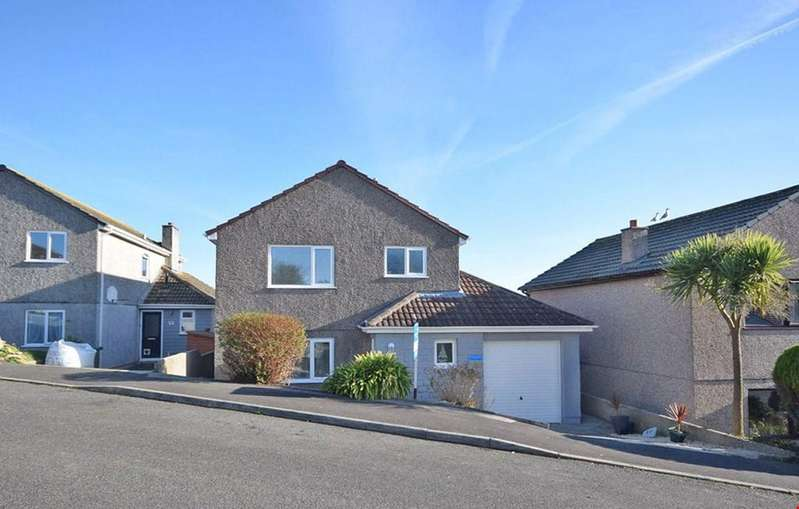 4 Bedrooms Detached House for sale in Newlyn, Penzance, Cornwall, TR18
