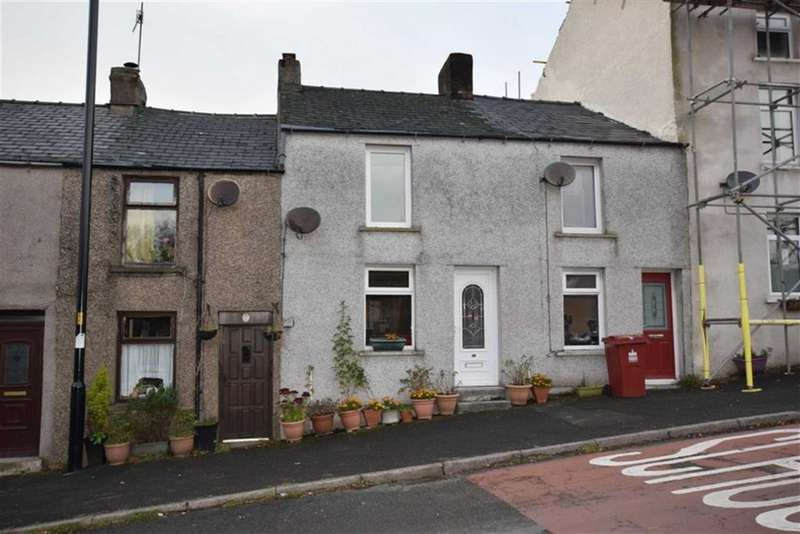 2 Bedrooms Terraced House for sale in Crooklands Brow, Dalton-in-Furness, Cumbria