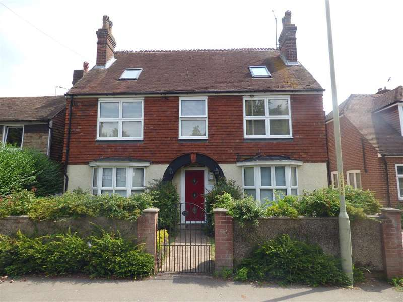 5 Bedrooms Detached House for sale in Faversham Road, Kennington, Ashford