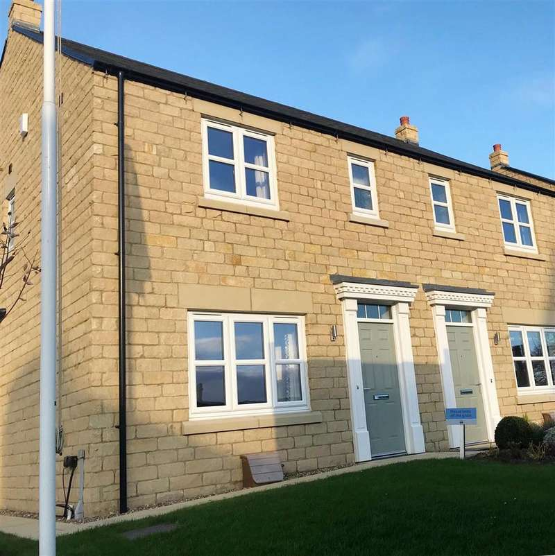 3 Bedrooms Semi Detached House for sale in Reeth Road, Richmond