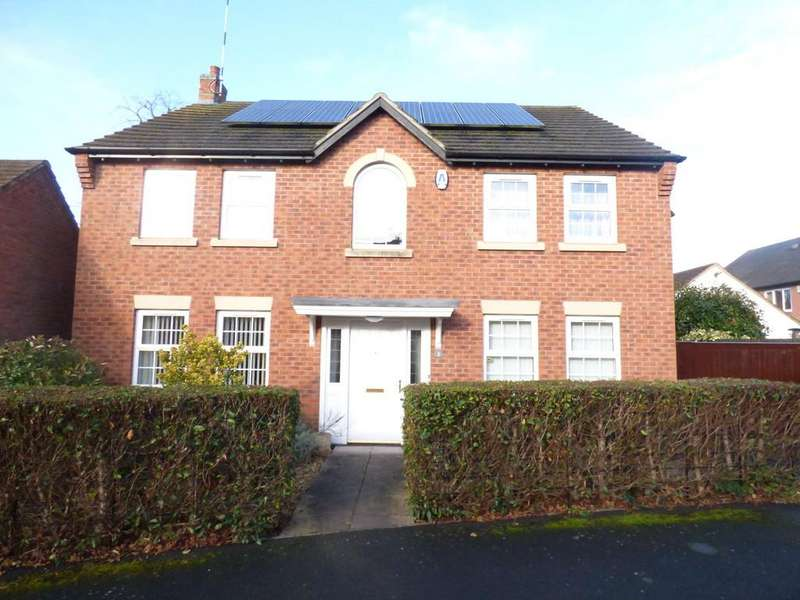 4 Bedrooms Detached House for sale in Worths Way, Stratford-Upon-Avon