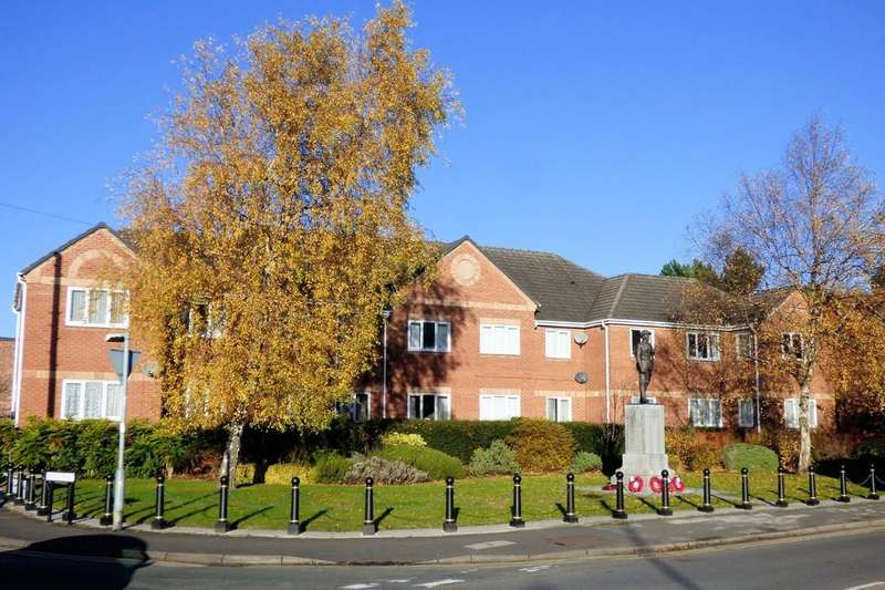 2 Bedrooms Flat for sale in Chilton Court, Bridge Street, Stretton
