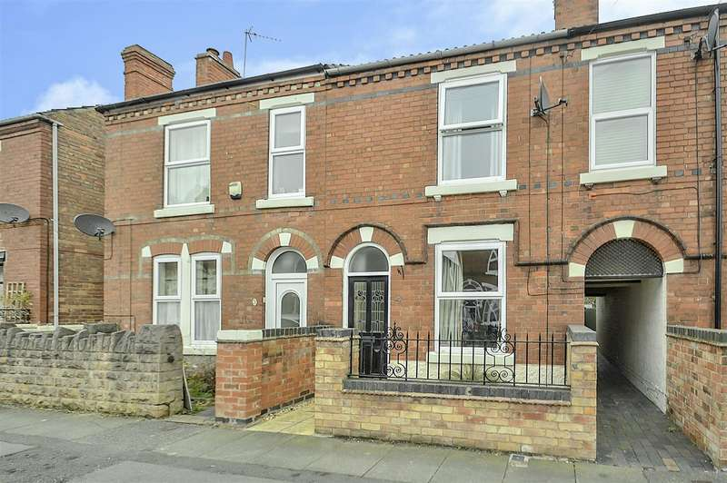 2 Bedrooms Terraced House for sale in Craig Street, Long Eaton