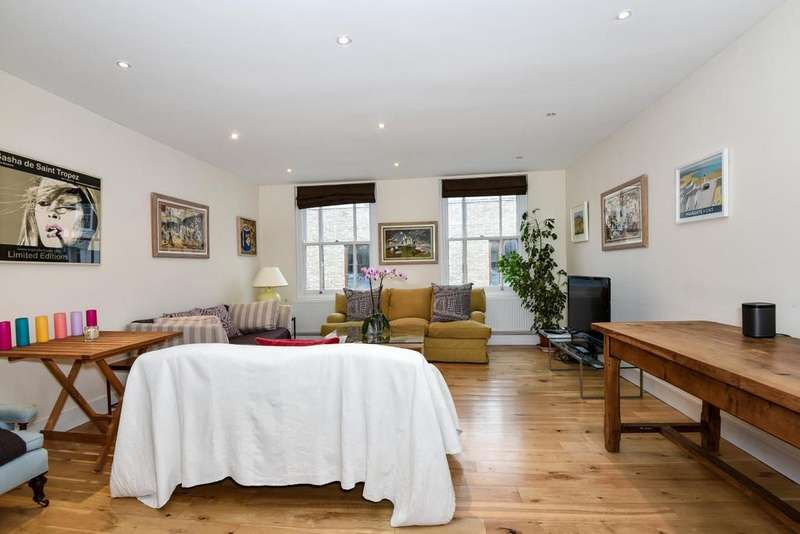 3 Bedrooms Terraced House for sale in Richborne Terrace, Oval