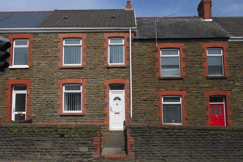 2 Bedrooms Terraced House for sale in Lone Road, Clydach, Swansea.