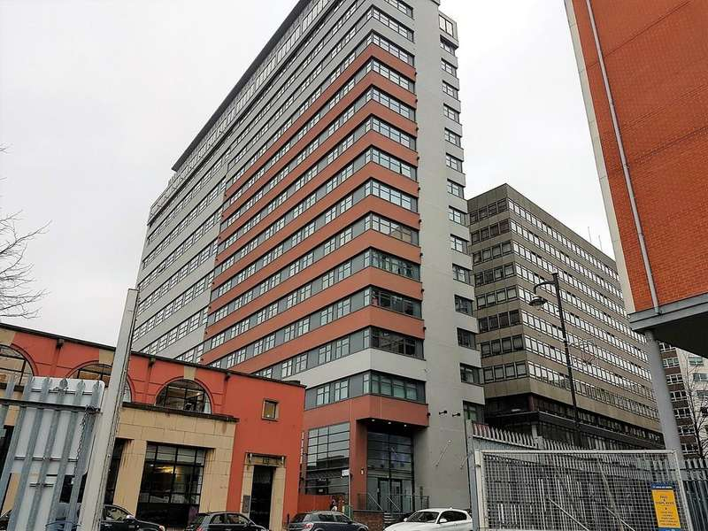 1 Bedroom Apartment Flat for sale in Brindley House, Newhall Street, 1 Bedroom Apartment