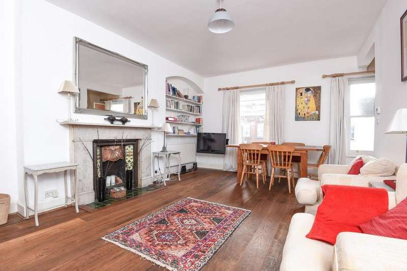2 Bedrooms Flat for sale in North End Road, London