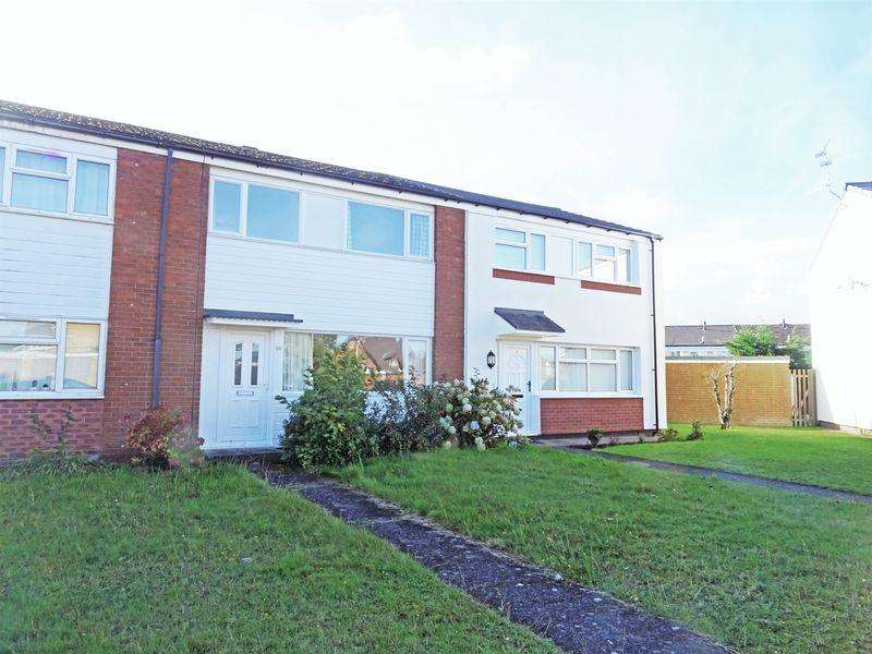 3 Bedrooms Town House for sale in Acton, Wrexham