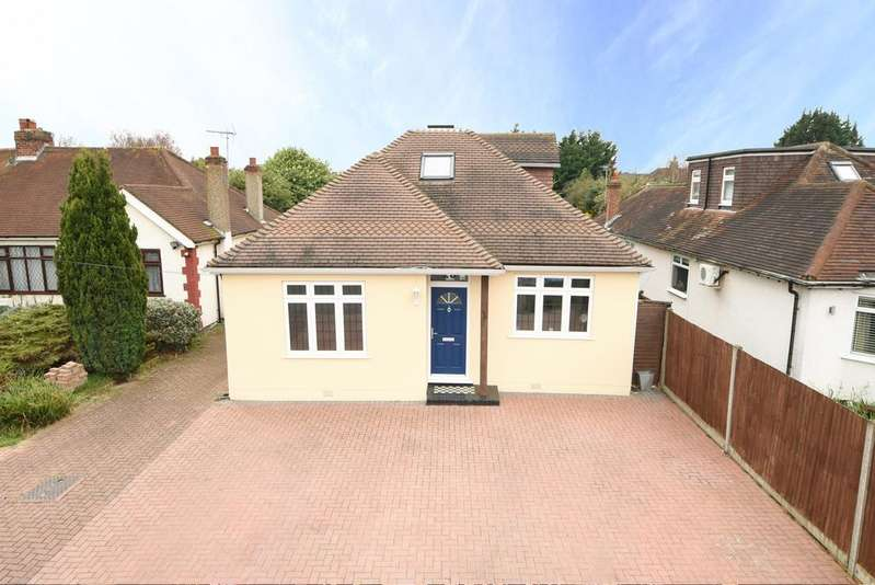 4 Bedrooms Detached House for sale in The Grove, WALTON ON THAMES kt12