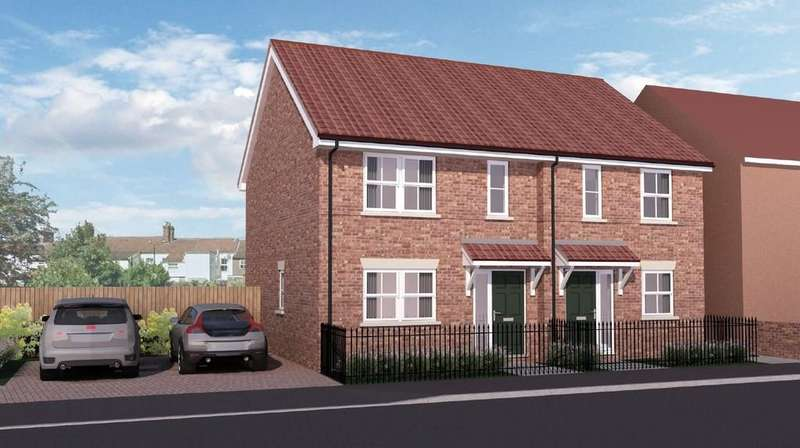 2 Bedrooms Semi Detached House for sale in Beaumont Place, Norwich