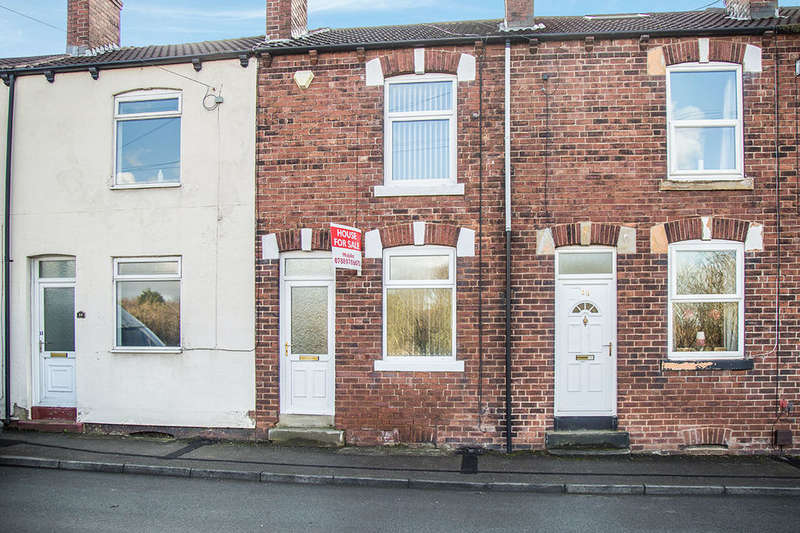 2 Bedrooms Terraced House for sale in Park Lane, Allerton Bywater, Castleford, WF10