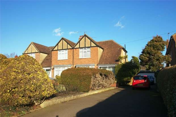 2 Bedrooms Semi Detached House for sale in Watford Road, St Albans, Hertfordshire